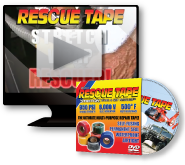 Watch the Rescue Tape DVD!